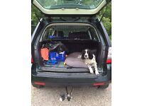 Dog Guard (Travall) for Land Rover Freelander GS TD4 2011 model