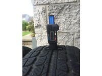 BORBET Honda Accord Civic 5 Stud Alloy Wheel Winter M+S Tyre Bundle 205/55/16 91H