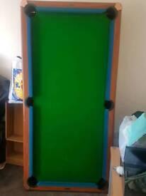 Multi snooker/Pool table