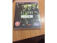 Aliens v predators