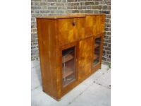 FREE DELIVERY Unique Vintage Cocktail Cabinet Writing Bureau Retro Furniture