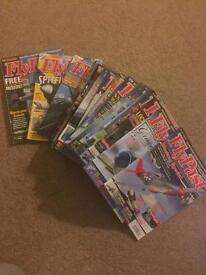 Flypast magazines