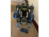 Imaginext remote control transforming batbot
