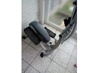 Cross trainer, good condition, collection only