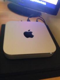 Apple Mac mini 2010 with Logic Pro x, Final Cut Pro x and adobe cs5
