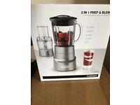 Cuisinart BFP603U 2-in-1 Prep and Blend Blender - Brand New