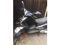 Moped Johnway 125