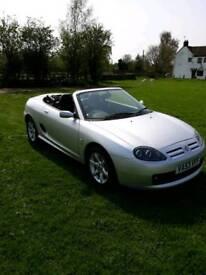 MG TF 135 convertible 2003