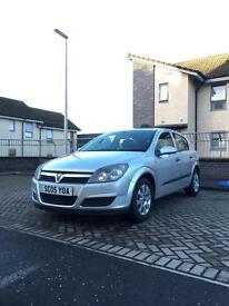 Vauxhall Astra CDTI Long MOT