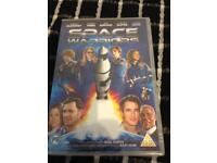 DVD space warriors