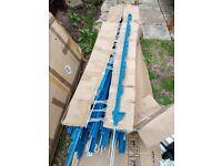 Plastic posts
