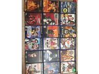 PlayStation 2 games lot 18 games