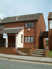 HULL MARINA - 2 BED MODERN SEMI DET HOUSE TO LET CLOSE TO THE CITY CENTRE WITH PARKING