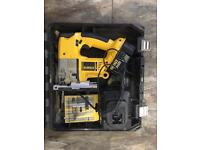 Dewalt 18v Jigsaw for sale