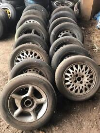 Mx5 drift wheels and tyres