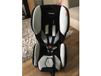 Recaro young expert plus child car seat