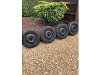 Ford connect Wheels and Tyres 5 x 100 195/ 65 / 15