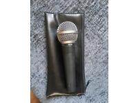 Crypt Mc microphone