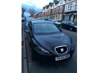 09 plate seat Leon for sale