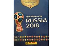 Panini Fifa World Cup Russia 2018 Stickers (Swap Only)