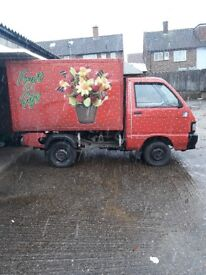 Hijet spares or repairs refrigerator truck not rascal carry hiace export