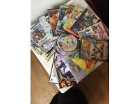 Bollywood Indian movie DVD's