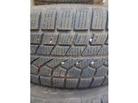 235/60/18 avon tyres (6mm)