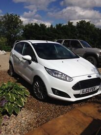Ford Fiesta Titanium Ecoboost FREE ROAD TAX! 4 new tyres, discs and pads. MOT may 18. Privacy glass.