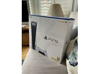 Playstation 5 Disc Edition Console - PS5 Brand New Unopened