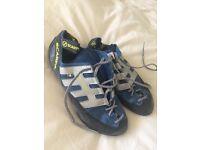 Rock climbing shoes - Scarpa size 40