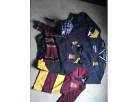 Ampthill rugby club kit 10-11 year old