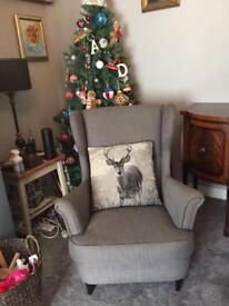 Ikea stunning comfy armchair perfect
