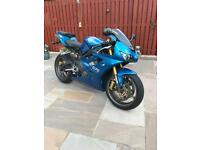 Triumph Daytona 675 May px. Not gsxr, r6, cbr, zx6