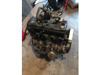 Yamaha r6 5sl engine