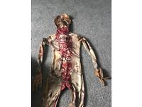 Age 7-8 morphsuit