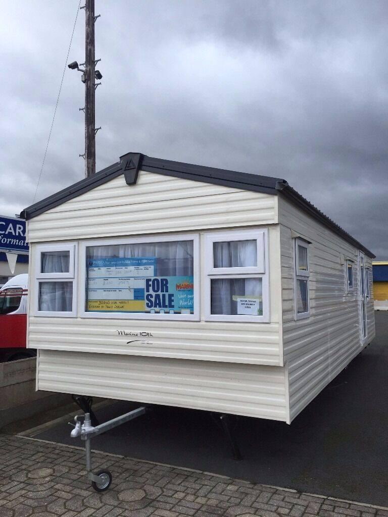 *North Wales* BRAND NEW Caravan - Site fees £1995 forever!