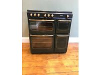 Stoves Newhome Range Cooker 800DF Dual Fuel 80cm Width For Sale in Good Condition
