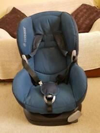 Maxi-Cosi Priori XP Blue Car Seat - VGC!