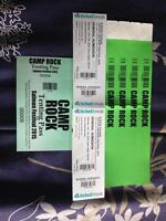 2 salmon fest tickets with campsite