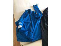Calloway men's golf waterproof suit