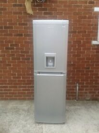 Fridge Freezer free standing, energy rating A, 310L, 4 freezer compartments, unused water dispe