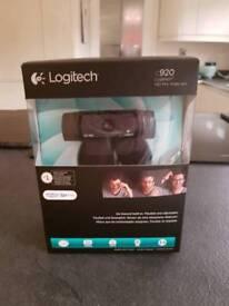 Logitech C920 Webcam HD Brand New