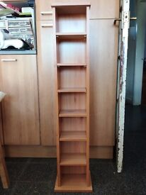 CD / Media shelving unit