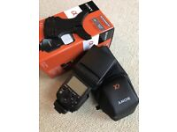 Sony HVL F43AM Shoe Mount Flash, Mint Condition