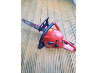 Dolmar chainsaw
