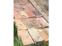 Old London bricks