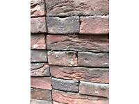 "Reclaimed brick pavers Handmade 8"" x 4"" x 2"""