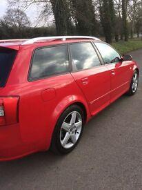 Audi A4 1.9 tdi estate sport