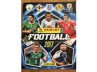 Panini football 2017 stickers
