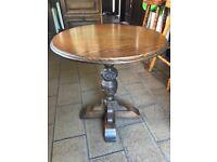 BEAUTIFUL OLD CHARM WINE TABLE
